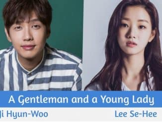 Drama Korea A Gentleman and a Young Lady 2021 Subtitle Indonesia